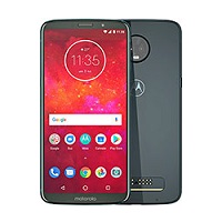 Motorola Moto Z3 supports frequency bands GSM ,  HSPA ,  LTE. Official announcement date is  August 2018. The device is working on an Android 8.1 (Oreo), planned upgrade to Android 9.0 (Pie