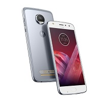 Motorola Moto Z2 Play supports frequency bands GSM ,  HSPA ,  LTE. Official announcement date is  June 2017. The device is working on an Android 7.1.1 (Nougat), planned upgrade to Android 8