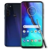 Motorola Moto G Stylus (2021) supports frequency bands GSM ,  CDMA ,  HSPA ,  LTE. Official announcement date is  January 08 2021. The device is working on an Android 10 with a Octa-core (2