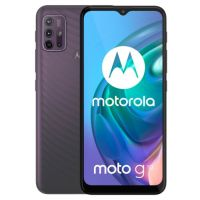 Motorola Moto G10 supports frequency bands GSM ,  HSPA ,  LTE. Official announcement date is  February 16 2021. The device is working on an Android 11 with a Octa-core (4x1.8 GHz Kryo 240 &