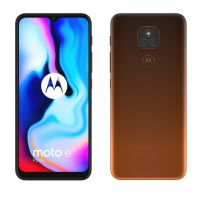 Motorola Moto E7 Plus supports frequency bands GSM ,  HSPA ,  LTE. Official announcement date is  September 11 2020. The device is working on an Android 10 with a Octa-core (4x1.8 GHz Kryo