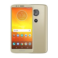 Motorola Moto E5 supports frequency bands GSM ,  HSPA ,  LTE. Official announcement date is  April 2018. The device is working on an Android 8.0 (Oreo) with a Quad-core 1.4 GHz Cortex-A53 p
