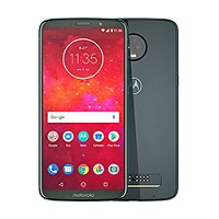 Motorola Moto Z3 Play supports frequency bands GSM ,  HSPA ,  LTE. Official announcement date is  June 2018. The device is working on an Android 8.1 (Oreo) with a Octa-core 1.8 GHz Kryo 260