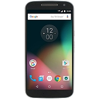 Motorola Moto G4 supports frequency bands GSM ,  CDMA ,  HSPA ,  LTE. Official announcement date is  May 2016. The device is working on an Android OS, v6.0.1 (Marshmallow) with a Quad-core