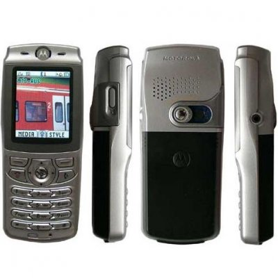 Motorola E365 - description and parameters
