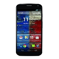 Motorola Moto X supports frequency bands GSM ,  HSPA ,  LTE. Official announcement date is  August 2013. The device is working on an Android OS, v4.2.2 (Jelly Bean) actualized v5.1 (Lollipo