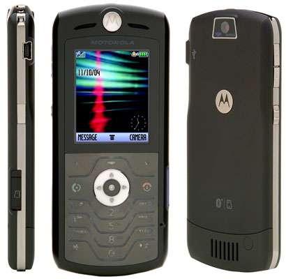 Motorola l7 - корпус в сборе с кнопками