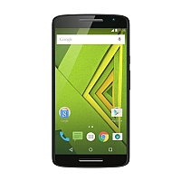 Motorola Moto X Play supports frequency bands GSM ,  HSPA ,  LTE. Official announcement date is  July 2015. The device is working on an Android OS, v5.1.1 (Lollipop), planned upgrade to v6.