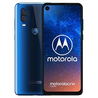 Motorola One Vision - description and parameters