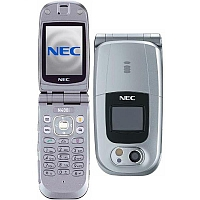 NEC N400i supports GSM frequency. Official announcement date is  March 2004. NEC N400i has 4 MB of built-in memory. The main screen size is 2.2 inches, 33 x 45 mm  with 240 x 320 pixels  re