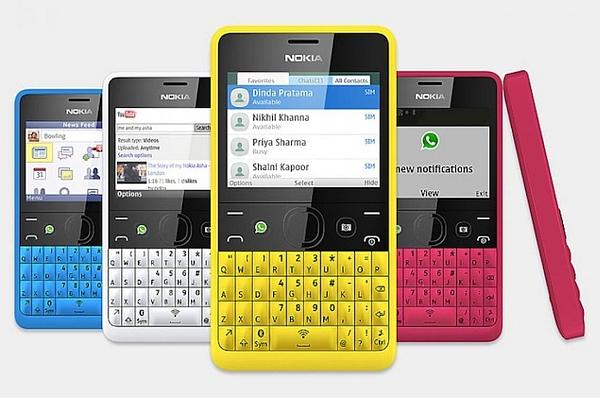 Nokia Asha 210 - description and parameters | IMEI24.com