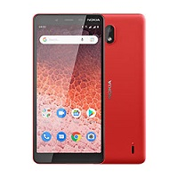 Nokia 1 Plus supports frequency bands GSM ,  HSPA ,  LTE. Official announcement date is  February 2019. The device is working on an Android 9.0 Pie (Go edition) with a Quad-core 1.5 GHz Cor