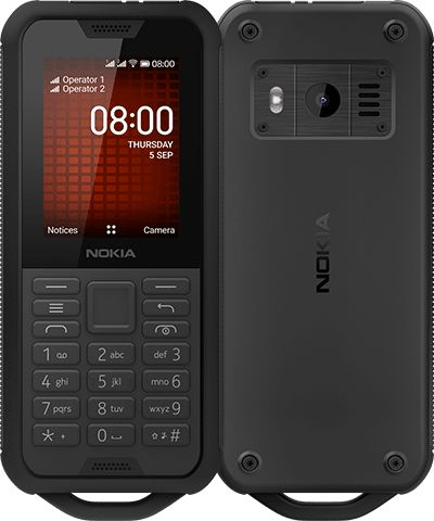 Nokia 800 Tough - description and parameters