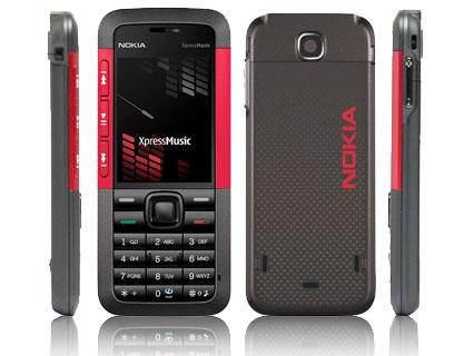 Nokia 5310 XpressMusic - description and parameters