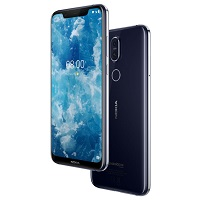 Nokia 8.1 (Nokia X7) supports frequency bands GSM ,  CDMA ,  HSPA ,  LTE. Official announcement date is  December 2018. The device is working on an Android 9.0 (Pie); Android One with a Oct