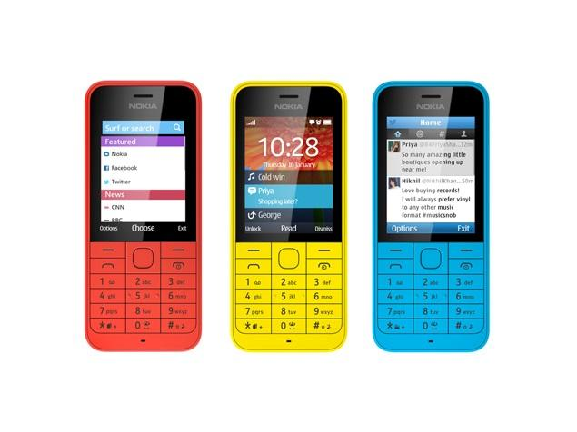 Nokia 220 - description and parameters