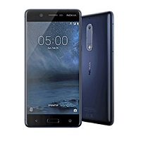 Nokia 5 supports frequency bands GSM ,  HSPA ,  LTE. Official announcement date is  February 2017. The device is working on an Android OS, v7.1.1 (Nougat) with a Octa-core 1.4 GHz Cortex-A5