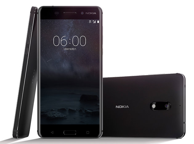 Nokia 6 TA-1025 - description and parameters