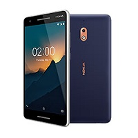Nokia 2.1 supports frequency bands GSM ,  HSPA ,  LTE. Official announcement date is  May 2018. The device is working on an Android 8.1 Oreo (Go edition); Android One with a Quad-core 1.4 G