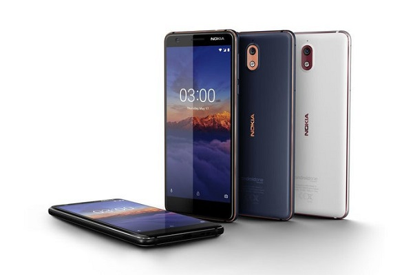 Nokia 3.1 3.1 DS - description and parameters