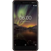 Nokia 6.1 supports frequency bands GSM ,  HSPA ,  EVDO ,  LTE. Official announcement date is  January 2018. The device is working on an Android 8.1 (Oreo) with a Octa-core 2.2 GHz Cortex-A5