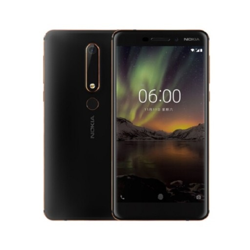 Nokia 6.1 - description and parameters