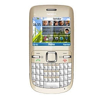 Nokia C3 supports GSM frequency. Official announcement date is  April 2010. Nokia C3 has 55 MB, 64 MB RAM, 128 MB ROM of built-in memory. The main screen size is 2.4 inches  with 320 x 240