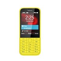 Nokia 225 Dual SIM supports GSM frequency. Official announcement date is  April 2014. The main screen size is 2.8 inches  with 240 x 320 pixels  resolution. It has a 143  ppi pixel density.