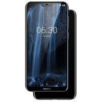 Nokia 6.1 Plus (Nokia X6) supports frequency bands GSM ,  CDMA ,  HSPA ,  LTE. Official announcement date is  July 2018. The device is working on an Android 8.1 (Oreo); Android One with a O