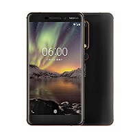 Nokia 6 (2018) supports frequency bands GSM ,  HSPA ,  EVDO ,  LTE. Official announcement date is  January 2018. The device is working on an Android 8.0 (Oreo) with a Octa-core 2.2 GHz Cort