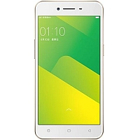 Oppo A37 supports frequency bands GSM ,  HSPA ,  LTE. Official announcement date is  June 2016. The device is working on an Android OS, v5.1 (Lollipop) with a Quad-core 1.2 GHz Cortex-A53 p