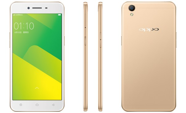 Oppo A37 A37t - description and parameters