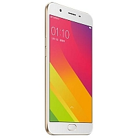 Oppo A59 supports frequency bands GSM ,  CDMA ,  HSPA ,  EVDO ,  LTE. Official announcement date is  June 2016. The device is working on an Android OS, v5.1 (Lollipop) with a Octa-core 1.5