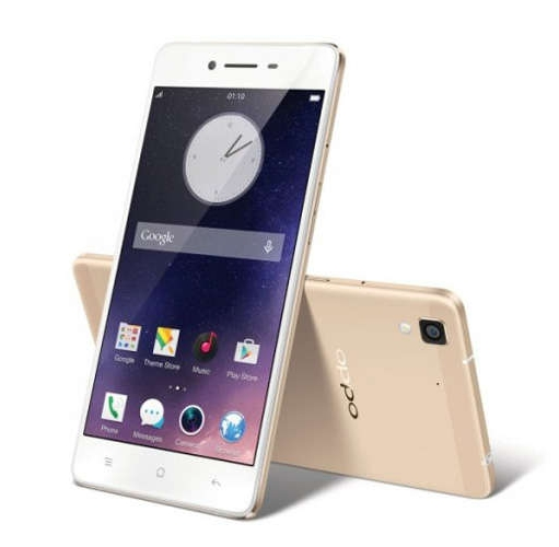 Oppo F1 F1f - description and parameters