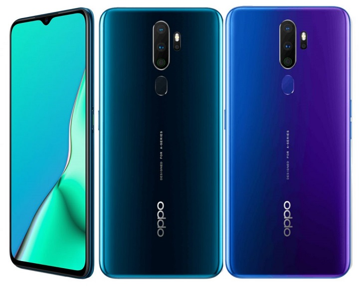 Oppo A9 (2020) - description and parameters