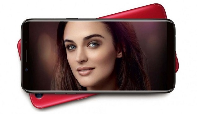 Oppo F5 Youth CPH1725 - description and parameters