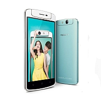 Oppo N1 mini supports frequency bands GSM ,  HSPA ,  LTE. Official announcement date is  August 2014. The device is working on an Android OS, v4.3 (Jelly Bean) with a Quad-core 1.6 GHz Cort