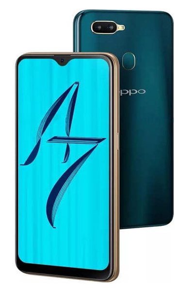 Oppo A7 5090I - description and parameters