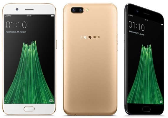 Oppo R11 CPH1707 - description and parameters