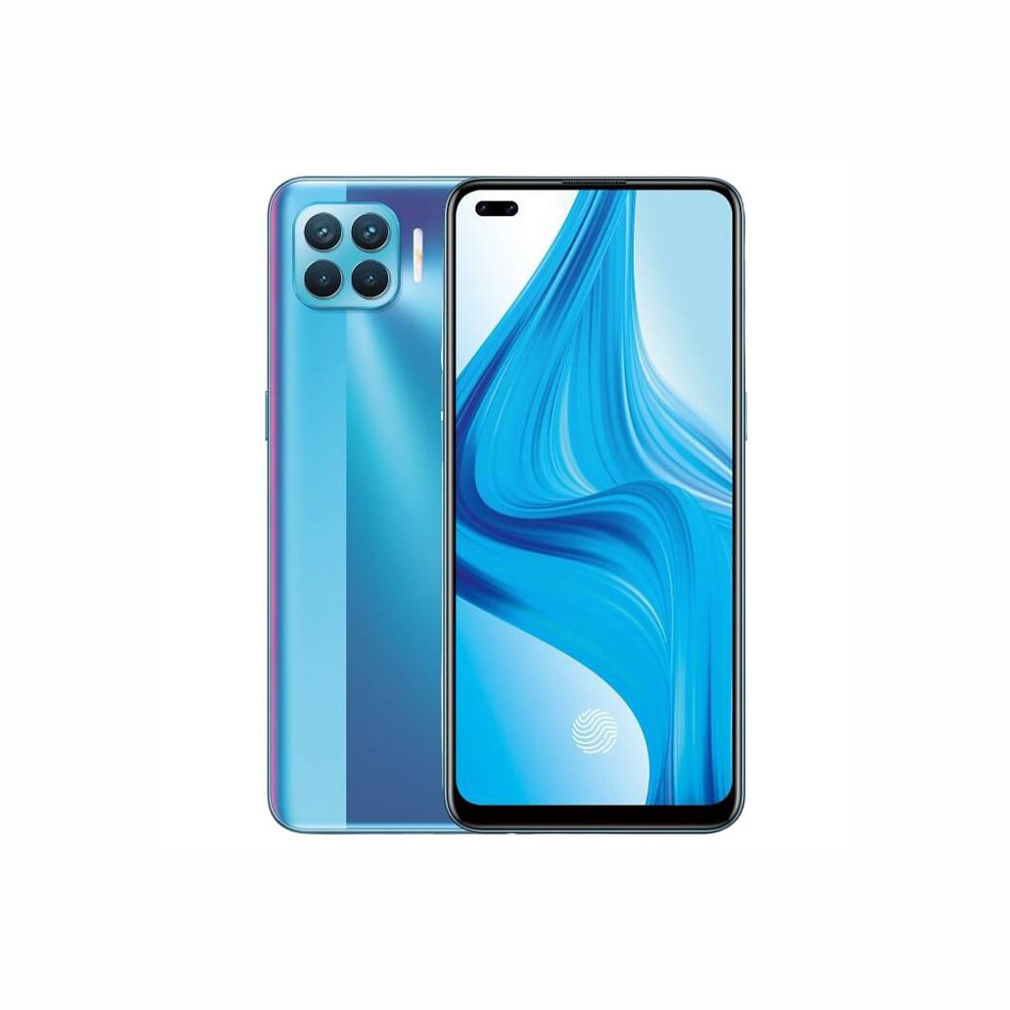 Oppo Reno4 F - description and parameters