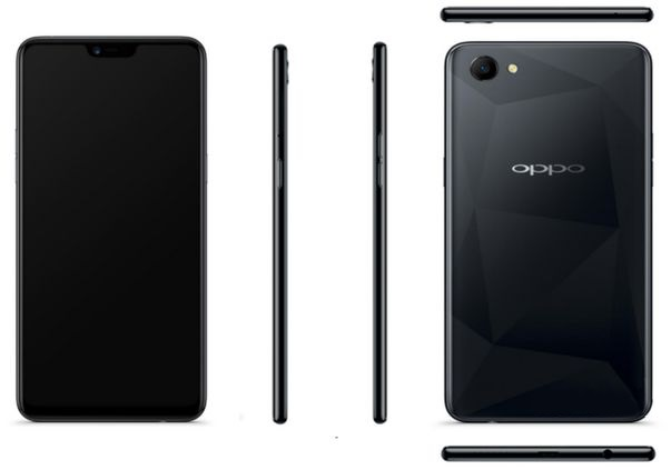 Oppo A3 9026X - description and parameters
