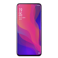 Oppo Find X supports frequency bands GSM ,  HSPA ,  LTE. Official announcement date is  June 2018. The device is working on an Android 8.1 (Oreo) with a Octa-core (4x2.8 GHz Kryo 385 Gold &