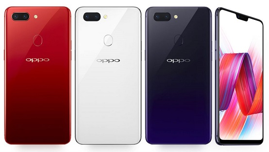 Oppo R15 - description and parameters