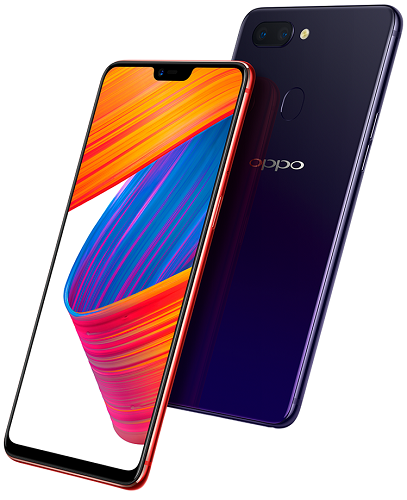 Oppo R15 Pro - description and parameters