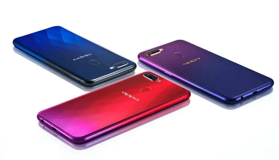 Oppo F9 (F9 Pro) CPH1881 - description and parameters