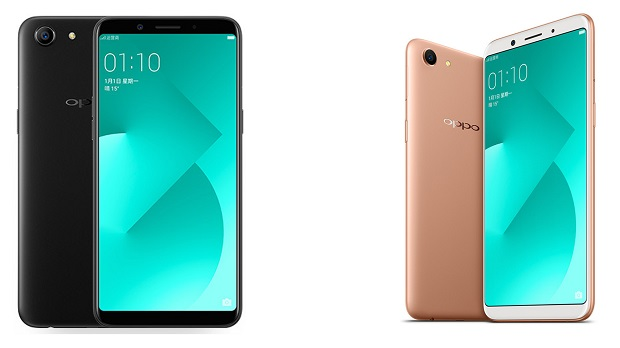 Oppo A83 A83t - description and parameters