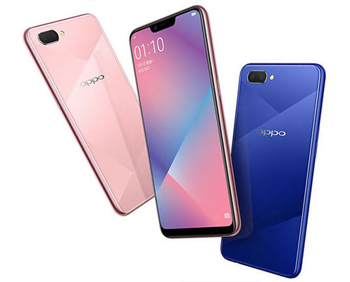 Oppo A5 (AX5) - description and parameters