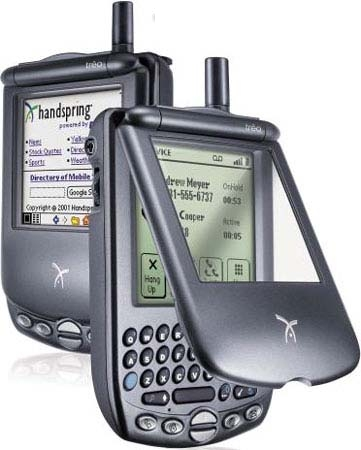 Palm Treo 180 - description and parameters