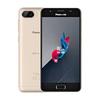 Panasonic Eluga Ray 500 supports frequency bands GSM ,  HSPA ,  LTE. Official announcement date is  September 2017. The device is working on an Android 7.0 (Nougat) with a Quad-core 1.25 GH