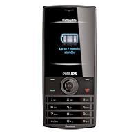 Philips Xenium X501 supports GSM frequency. Official announcement date is  September 2009. The phone was put on sale in January 2010. Philips Xenium X501 has 60 MB of built-in memory. The m